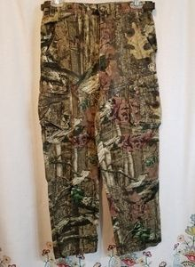 Game winner camo hunting cargo pants men